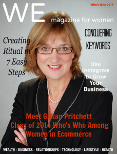 GillianPritchett WE Cover